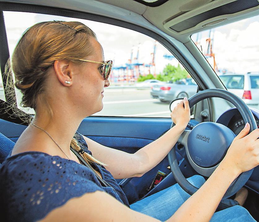 Augenschutz beim Fahren: mit der richtigen Sonnenbrille sicher unterwegs.ARCHIVFOTO: CHRISTIN KLOSE/DPA-TMN