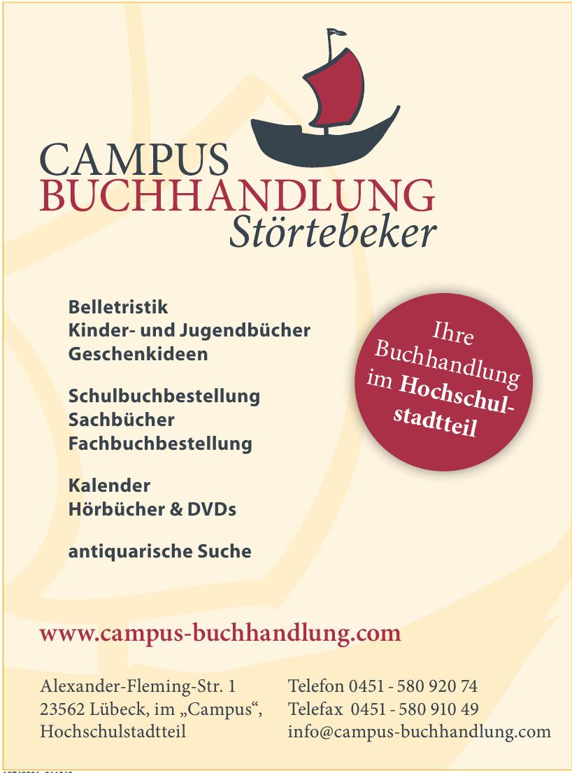 Campus Buchhandlung Störtebecker
