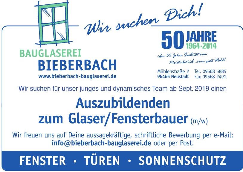 Bieberbach Bauglaserei
