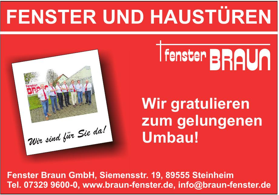 Fenster Braun GmbH