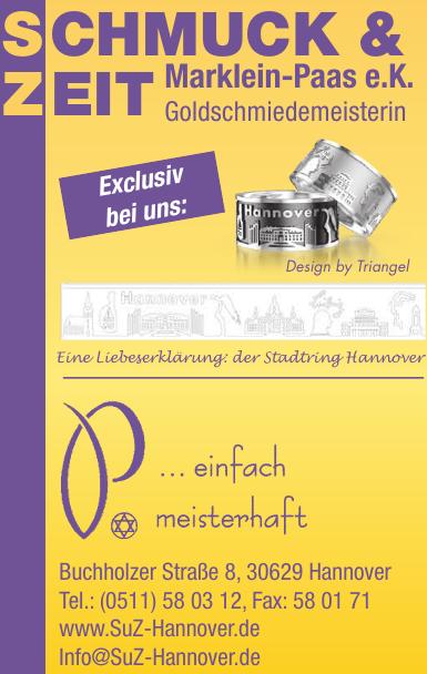 Schmuck & Zeit Marklein-Paas e.K.
