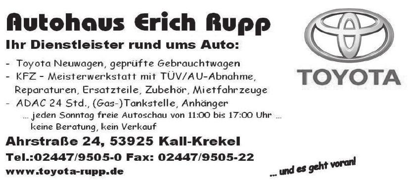 Autohaus Erich Rupp