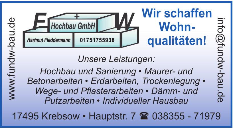 F & W Hochbau GmbH