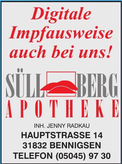 Süllberg Apotheke