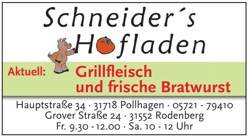 Schneider´s Hofladen