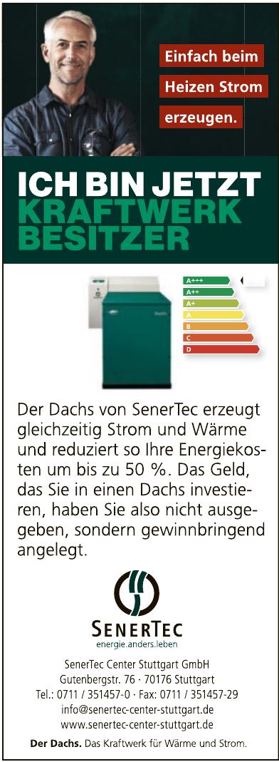SenerTec Center Stuttgart GmbH