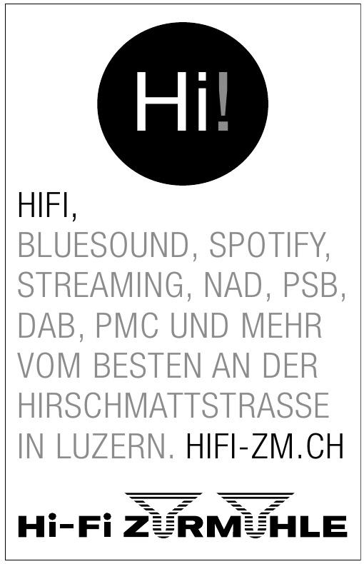 Hi-Fi Zurmühle