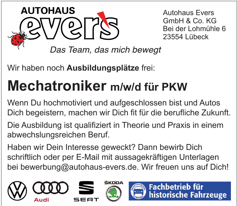 Autohaus Evers GmbH & Co KG