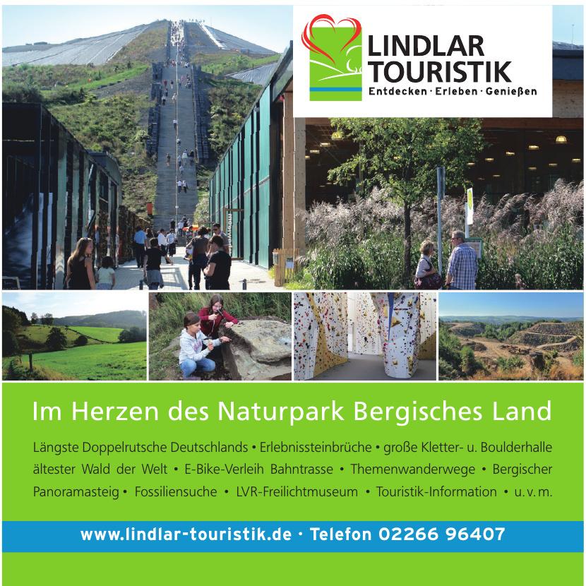 Lindlar Touristik