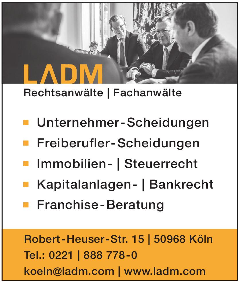 LADM Rechtsanwälte | Fachanwälte