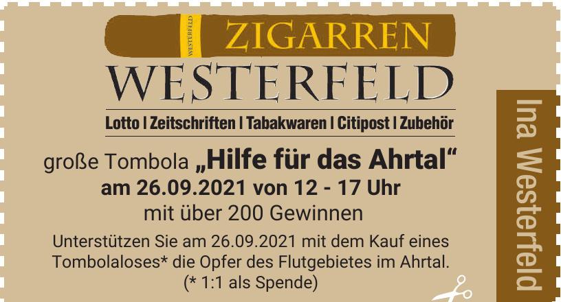 Zigarren Westerfeld