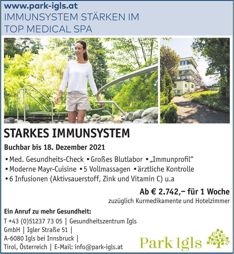Gesundheitszentrum Igls GmbH