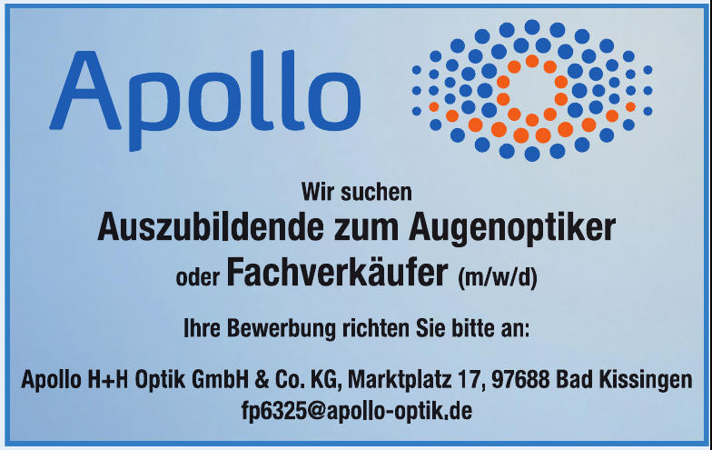 Apollo H+H Optik GmbH & Co. KG