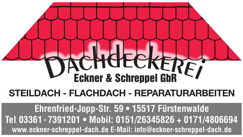 Dachdeckerei Eckner & Schreppel GbR
