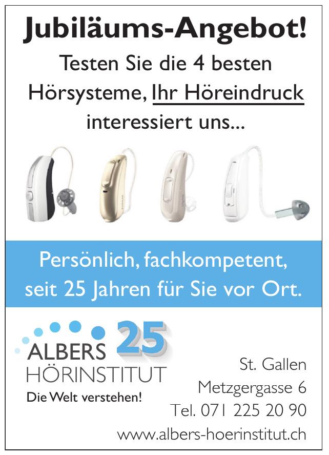 Albers Hoerinstitut