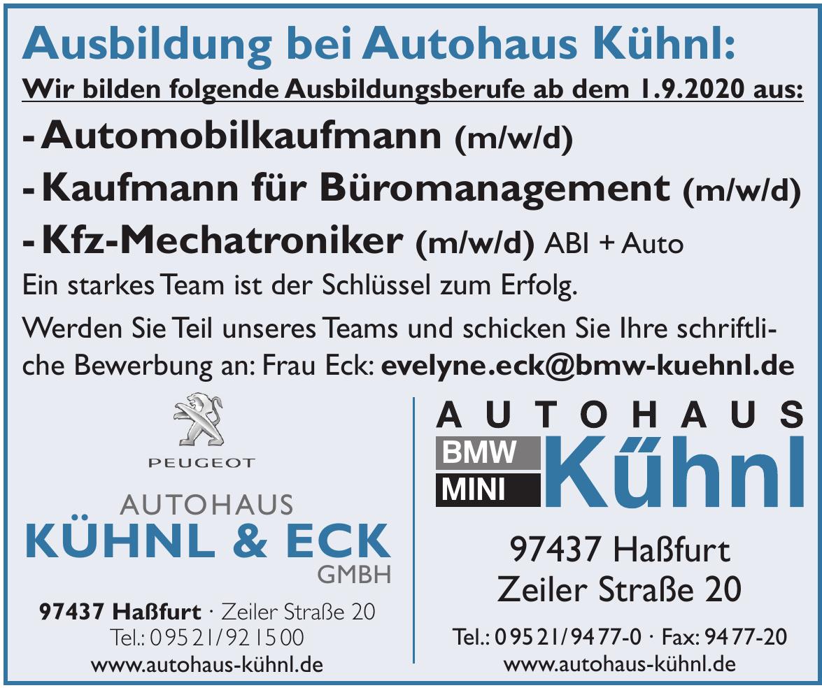 Autohaus Kühnl & Eck GmbH