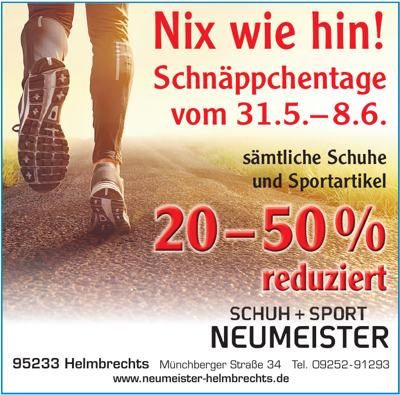 Schuh + Sport Neumeister