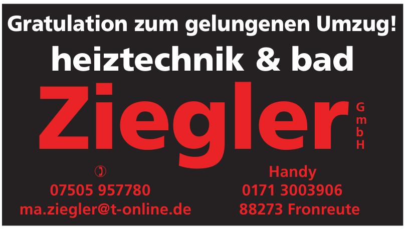 Heiztechnik & Bad Ziegler GmbH