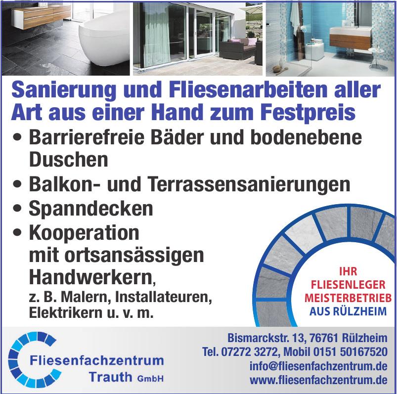 Fliesenfachzentrum Trauth GmbH