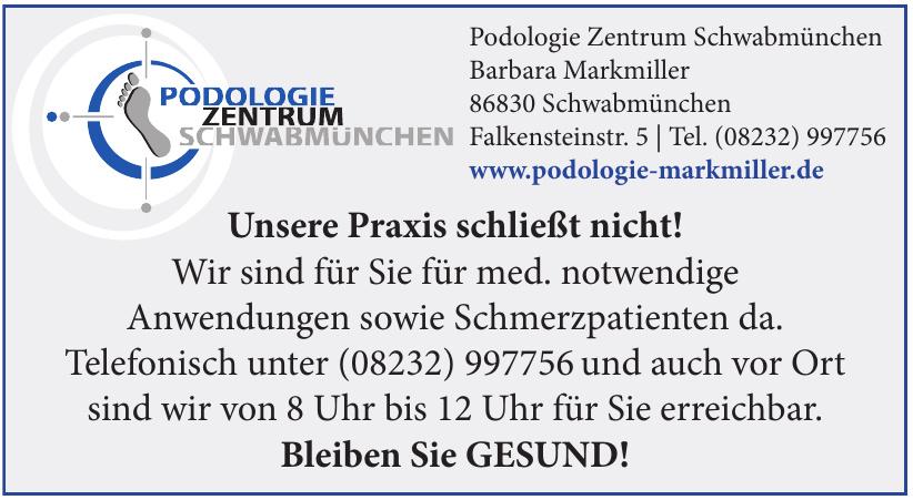 Podologie Zentrum Schwabmünchen