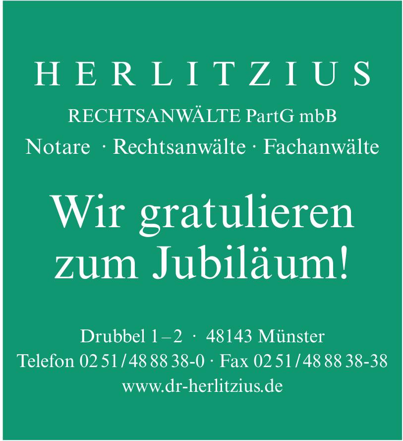 Herlitzius Rechtsanwälte PartG mbB