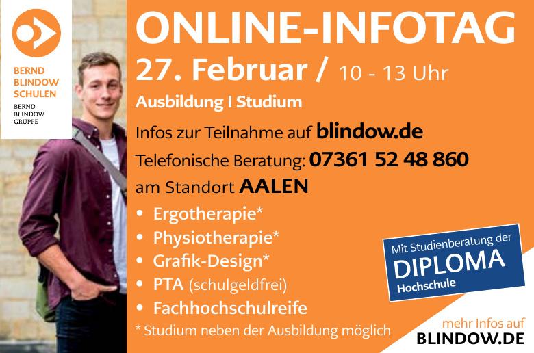 Bernd Blindow Schulen