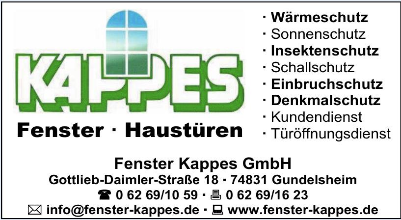 Fenster Kappes GmbH