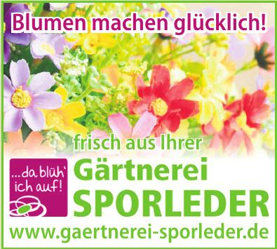 Gärtnerei Sporleder