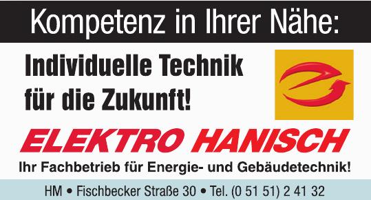 Elektro Hanisch