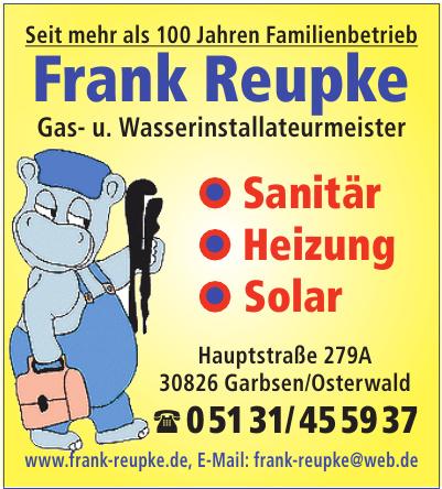 Frank Reupke