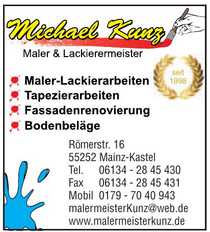 Michael Kunz Maler & Lackiermeister