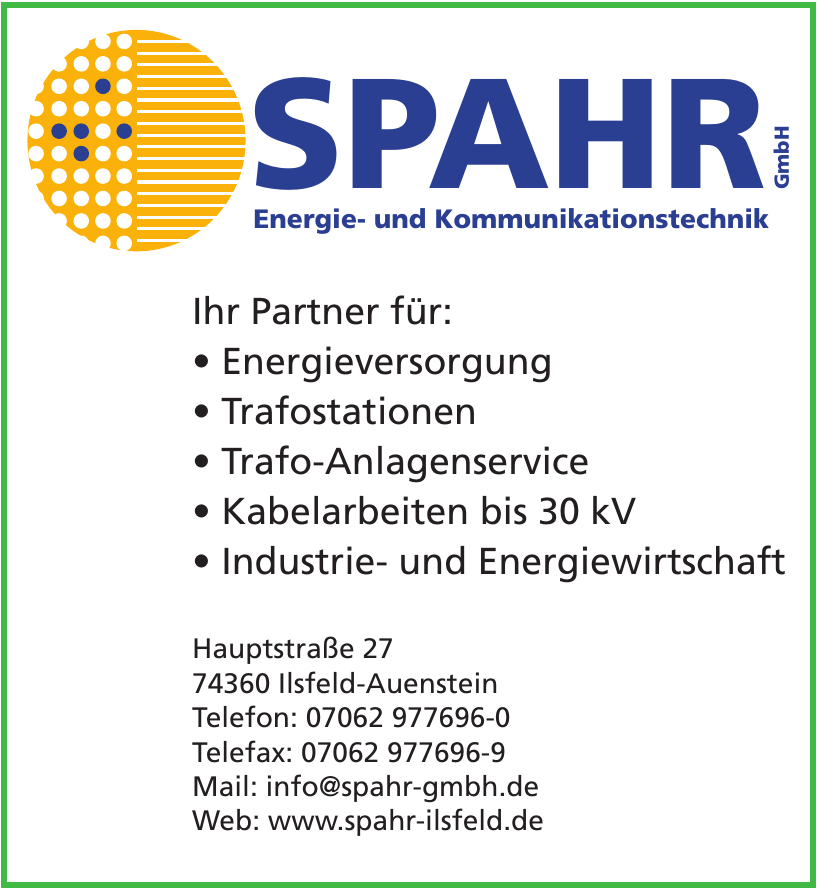 Spahr GmbH