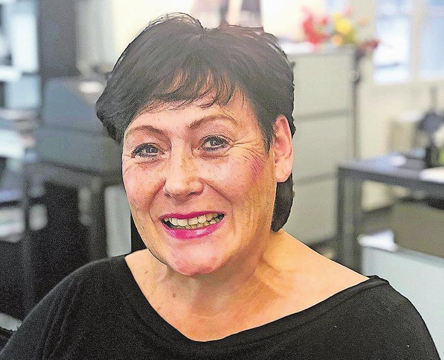 Sylvia Kocherhans bietet professionelle Beratung. Bild: PD
