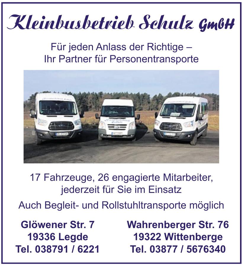 Kleinbusbetrieb Schulz GmbH