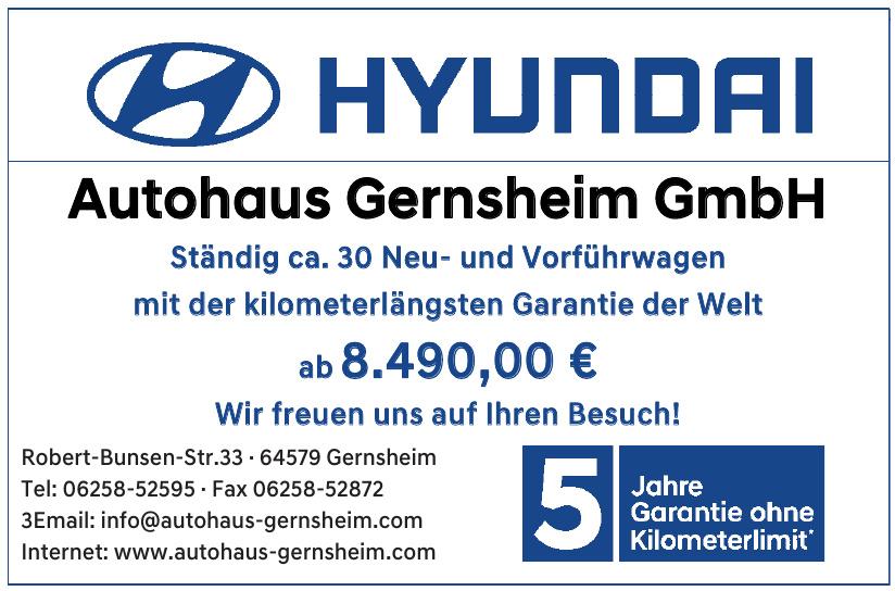 Autohaus Gernsheim GmbH