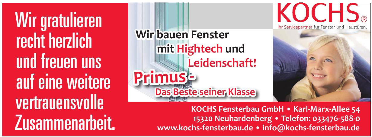 KOCHS Fensterbau GmbH