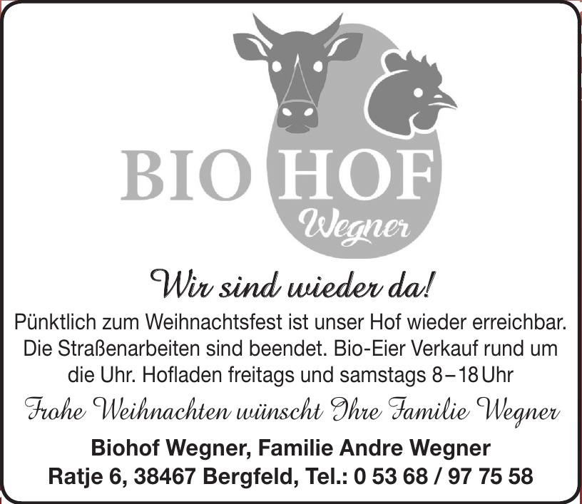 Biohof Wegner