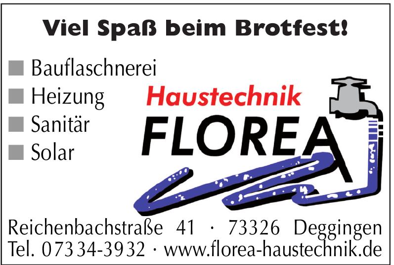 Haustechnik Florea