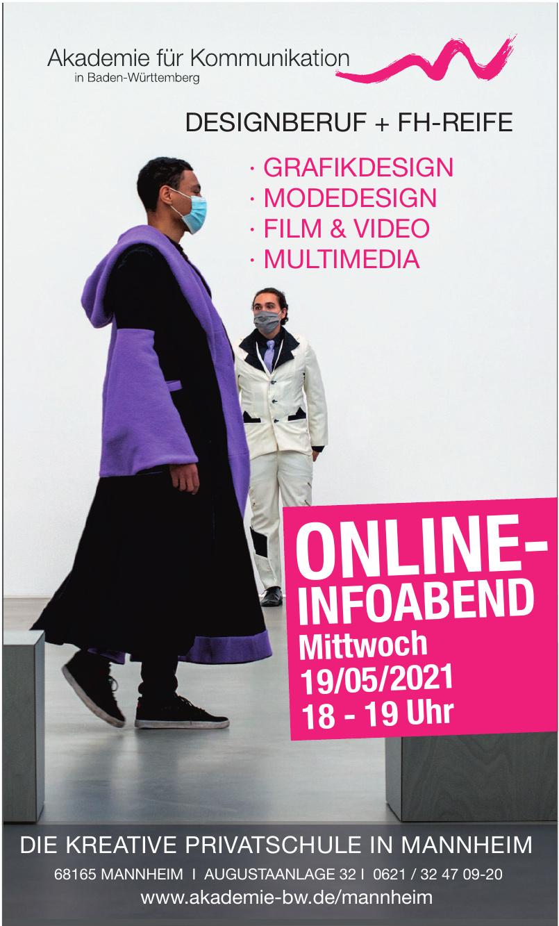 Akademie für Kommunikation in Mannheim