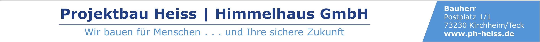 Projektbau Heiss - Himmelhaus GmbH