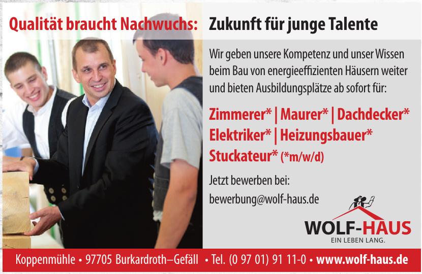 Wolf-Haus
