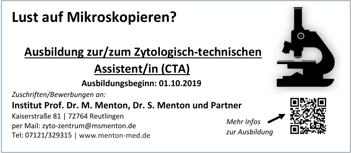 Institut Prof. Dr. M. Menton, Dr. S. Menton und Partner