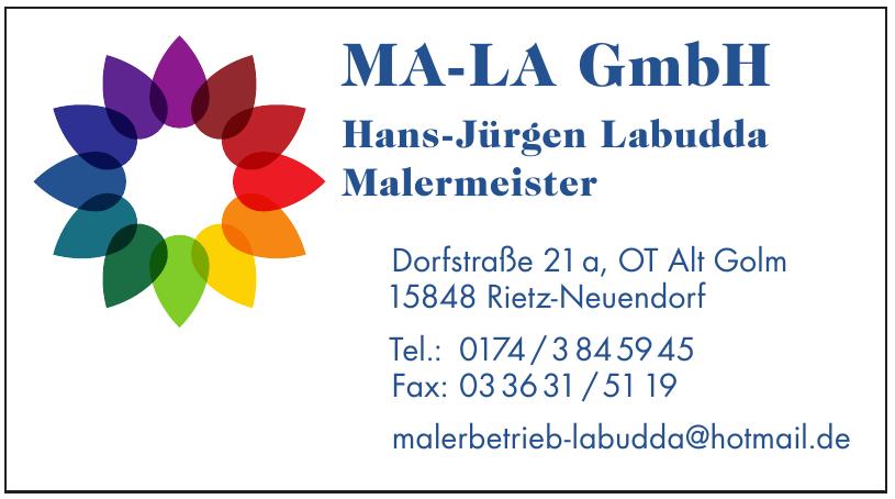 MA-LA GmbH
