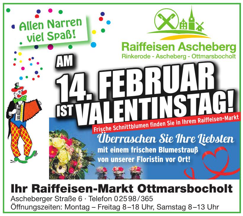 Raiffeisen-Markt Ottmarsbocholt