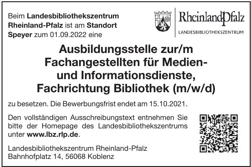 Landesbibliothekszentrum Rheinland-Pfalz