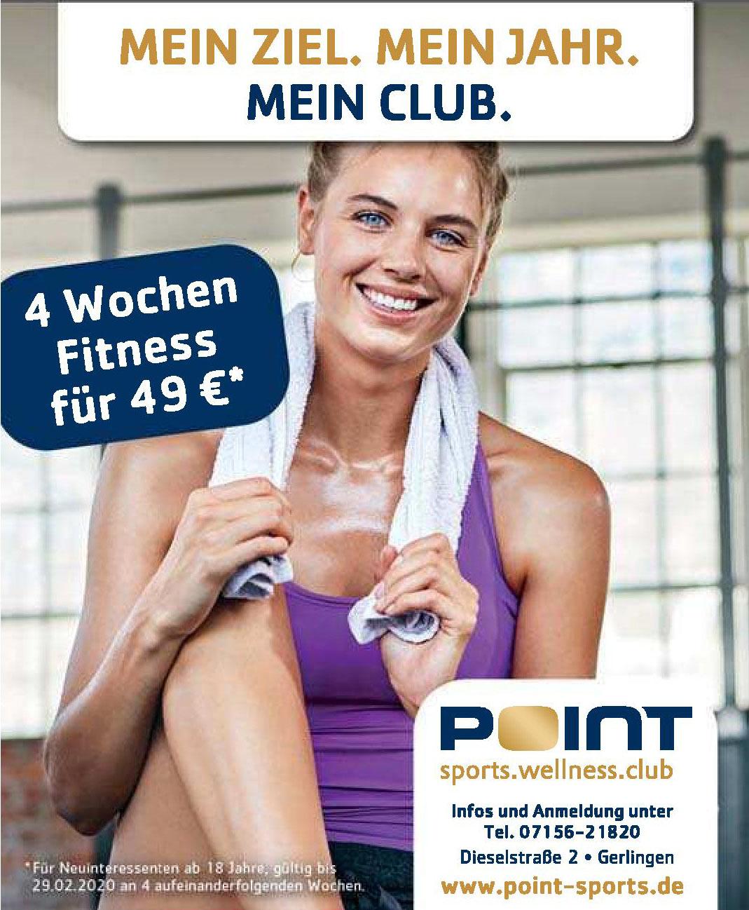 Point sports.wellness.club