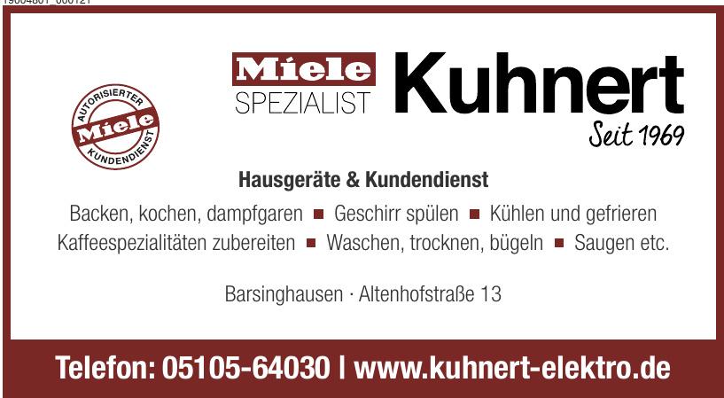 Hausgeräte & Kundendienst Kuhnert