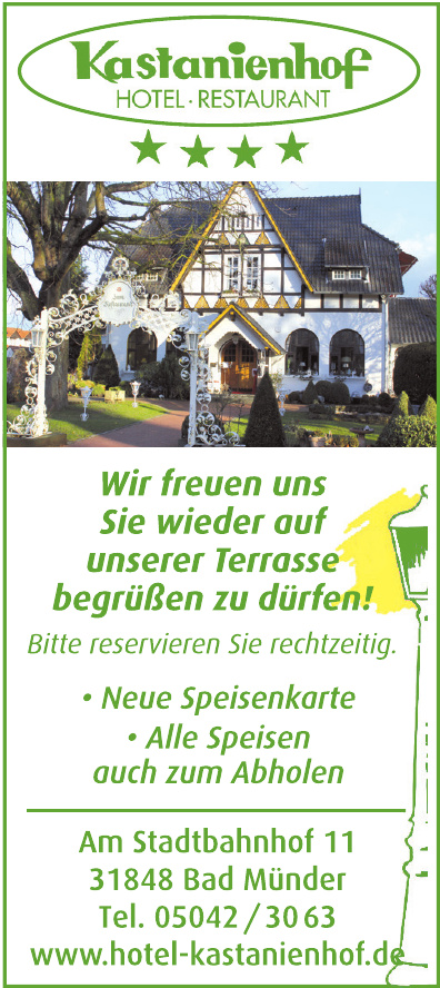Kastanienhof Hotel