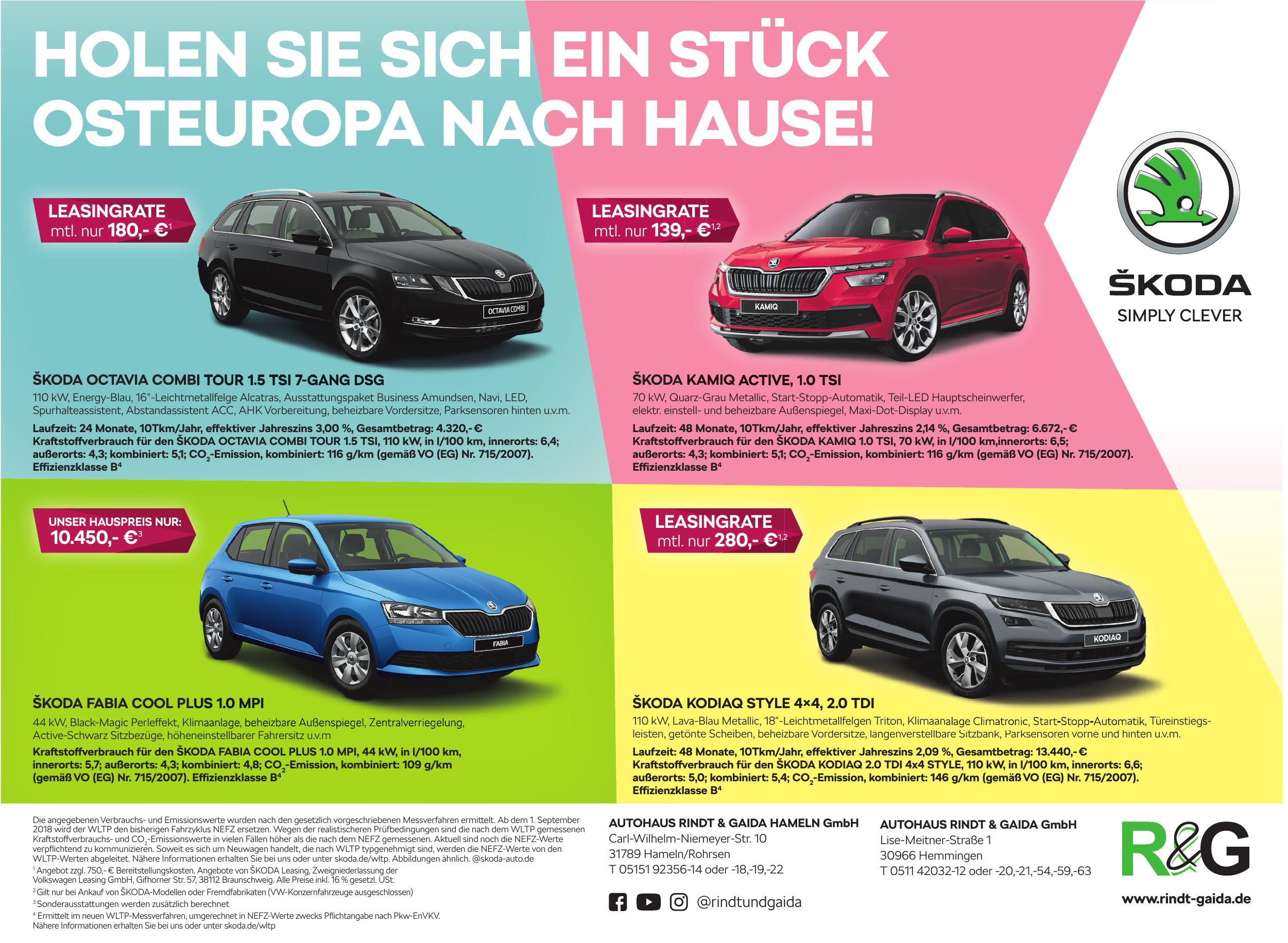 Autohaus Rindt & Gaida Hameln GmbH