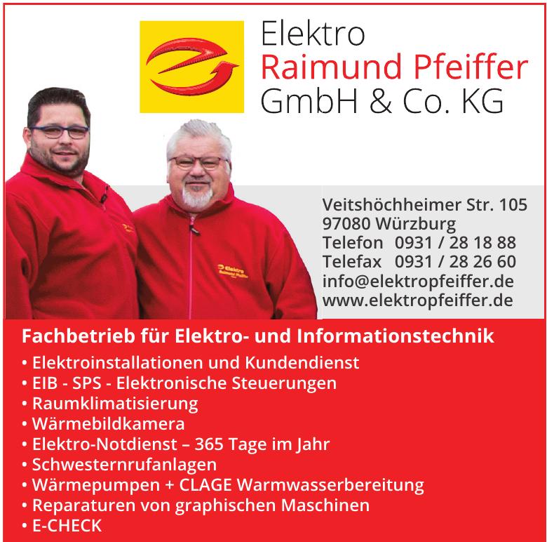 Elektro Raimung Pfeiffer GmbH & Co. KG